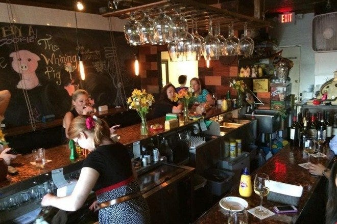 a barflys guide to chicagos drinking establishments