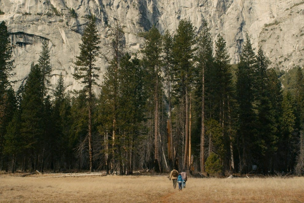 "The film ""Yosemite,"" told in three chapters, is adapted from a short story collection by James Franco"