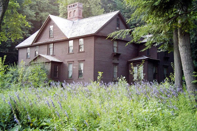 Photo courtesy of The Louisa May Alcott Orchard House.