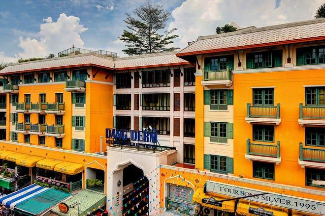 Khao San Road最好的经济型酒店