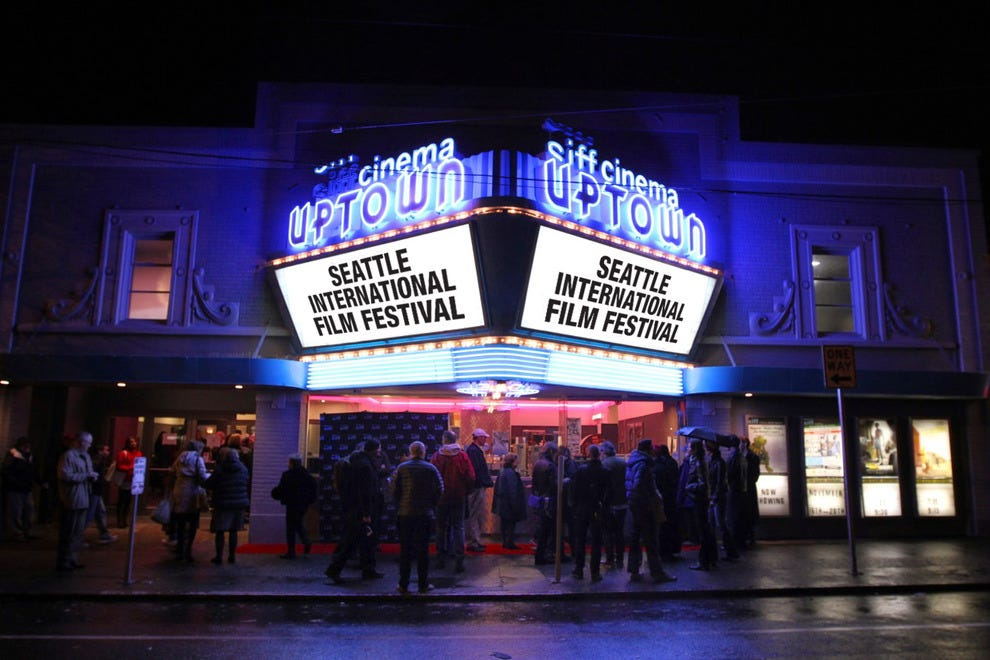 Seattle International Film Festival lights up the scene at venues around town
