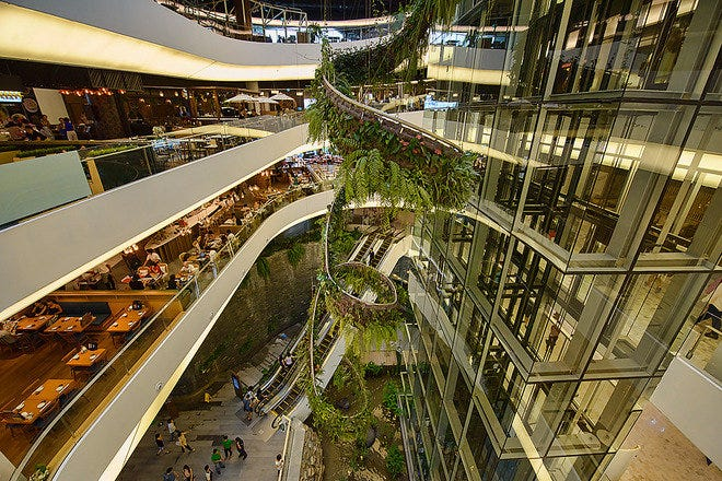 Shopping Malls and Centers in Bangkok