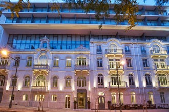 Hotel Porto Bay Liberdade: Upscale Accommodations in Central Lisbon