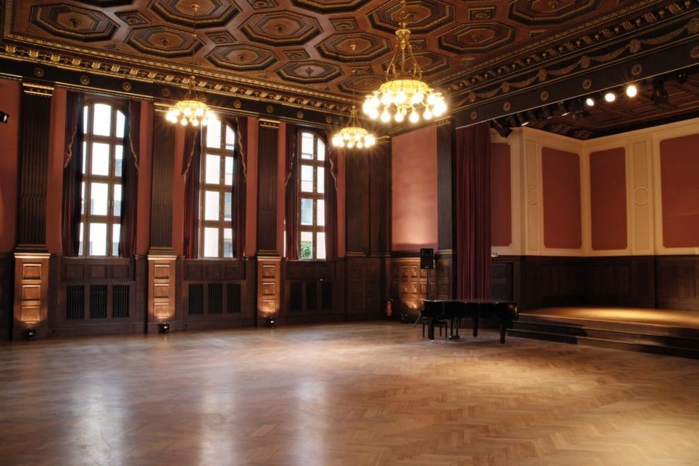 Best musical attraction winners 2015 10best readers for Best flooring for recording studio