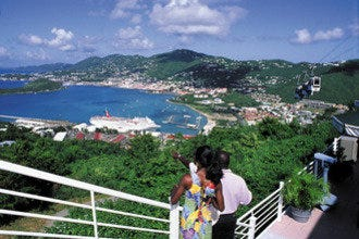 Attractions near Cruise Port - St. Thomas