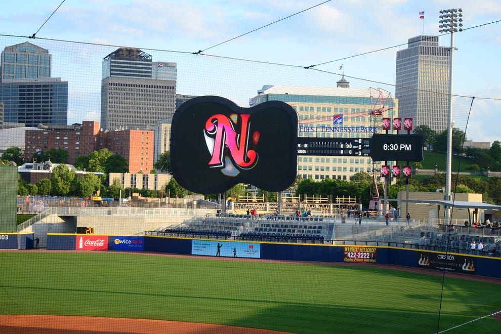 Nashville Says Play Ball At First Tennessee Park