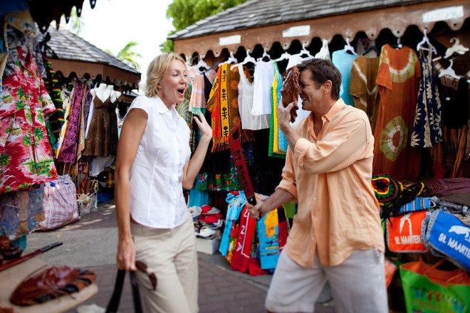 Shopping near Cruise Port