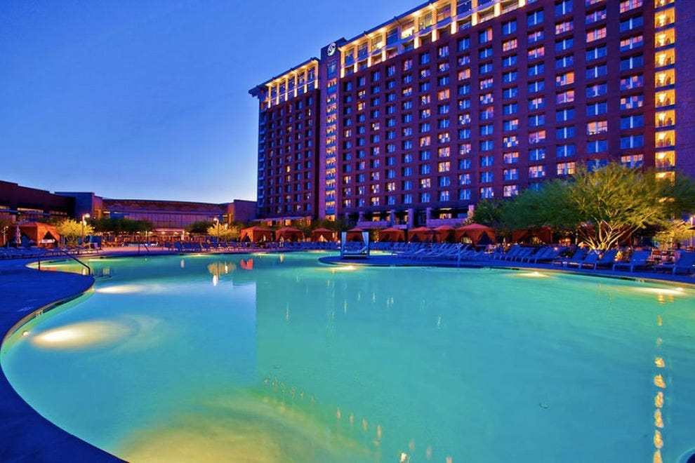 Talking Stick Resort is hosting pool parties every weekend this summer, along with an exciting Summer Concert Series