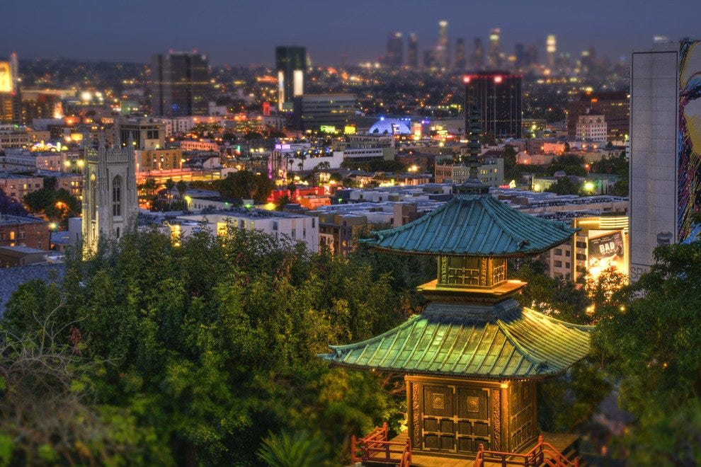 yamashiro hollywood los angeles restaurants review 10best experts