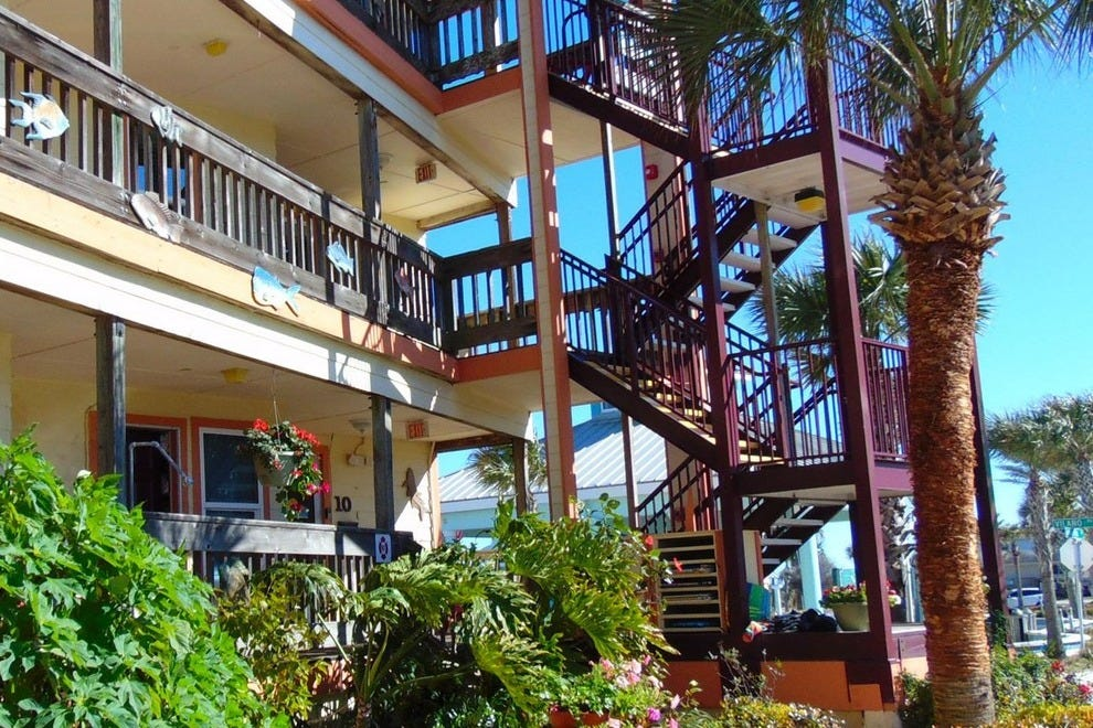 The Saint Augustine Beach House