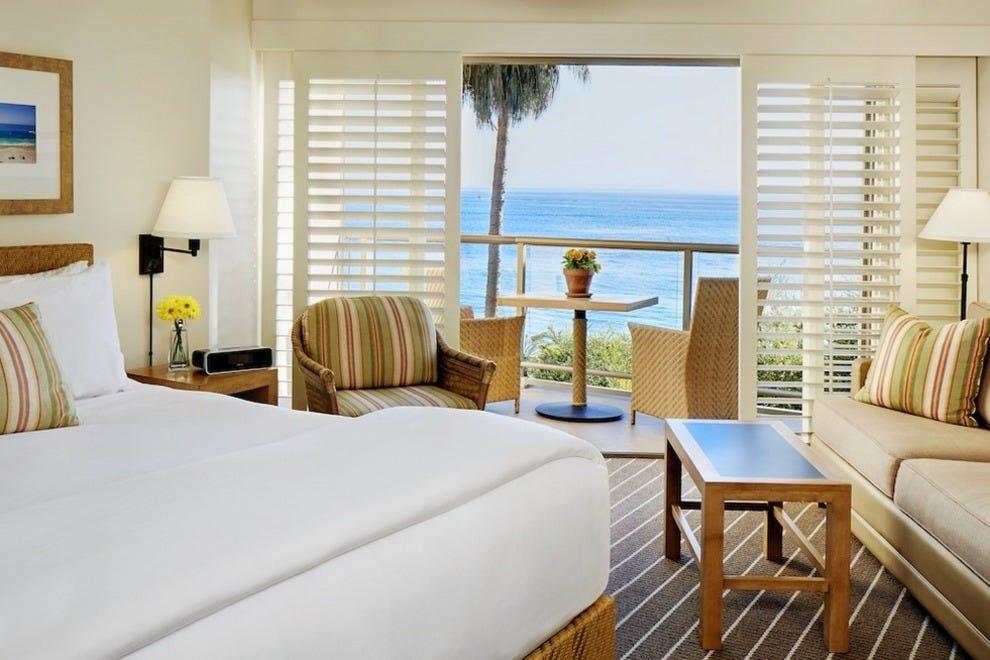 Guestroom At The Inn Laguna Beach Photo Courtesy Of