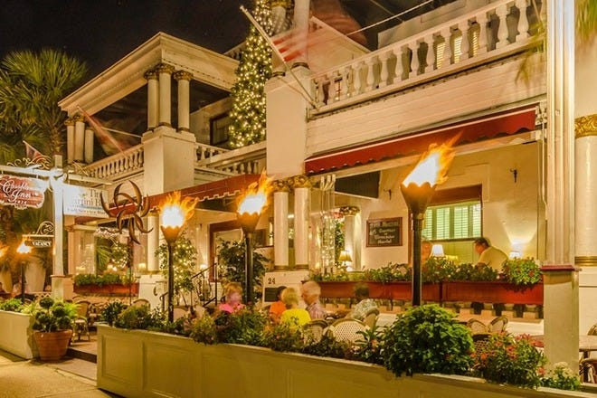 St Augustine S Best Hotels And Lodging The Best St Augustine