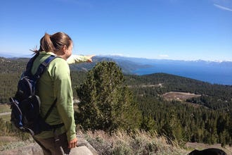 Tahoe Rim Trail Challenge Lets You Experience All of Lake Tahoe