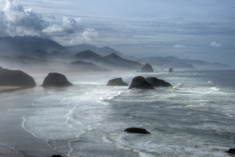 Cannon Beach Is One Of Oregon S Most Beautiful