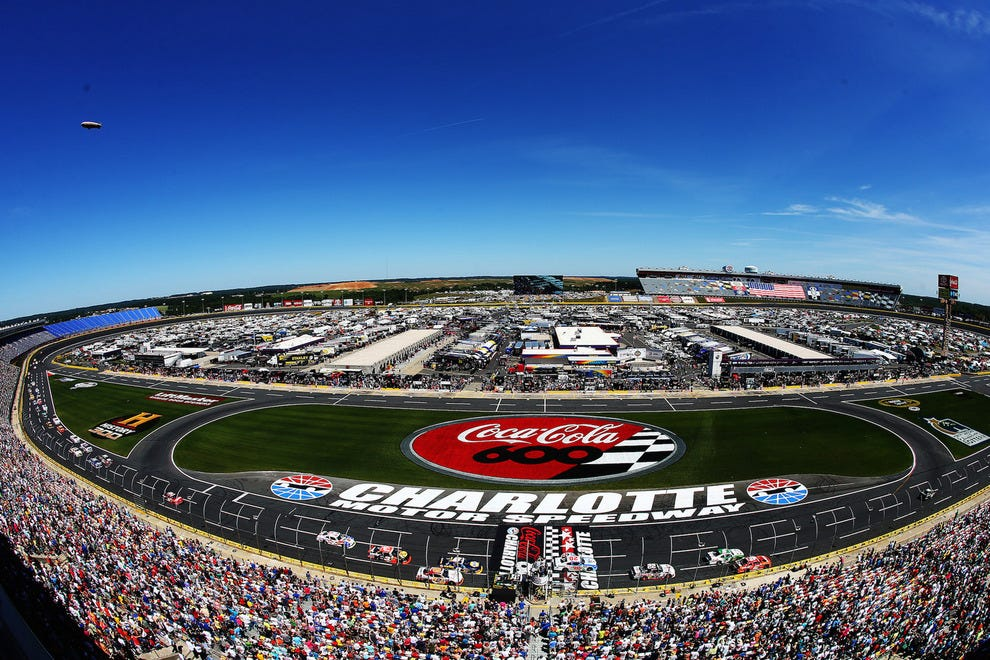 Best Nascar Track Winners 2015 10best Readers 39 Choice