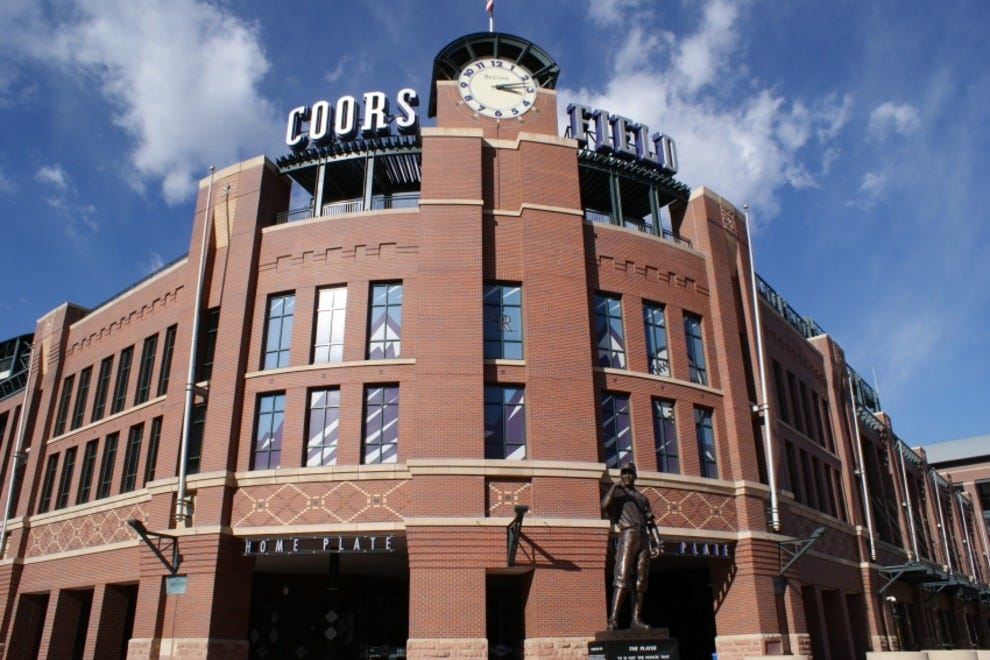 Coors Field Denver Attractions Review 10best Experts