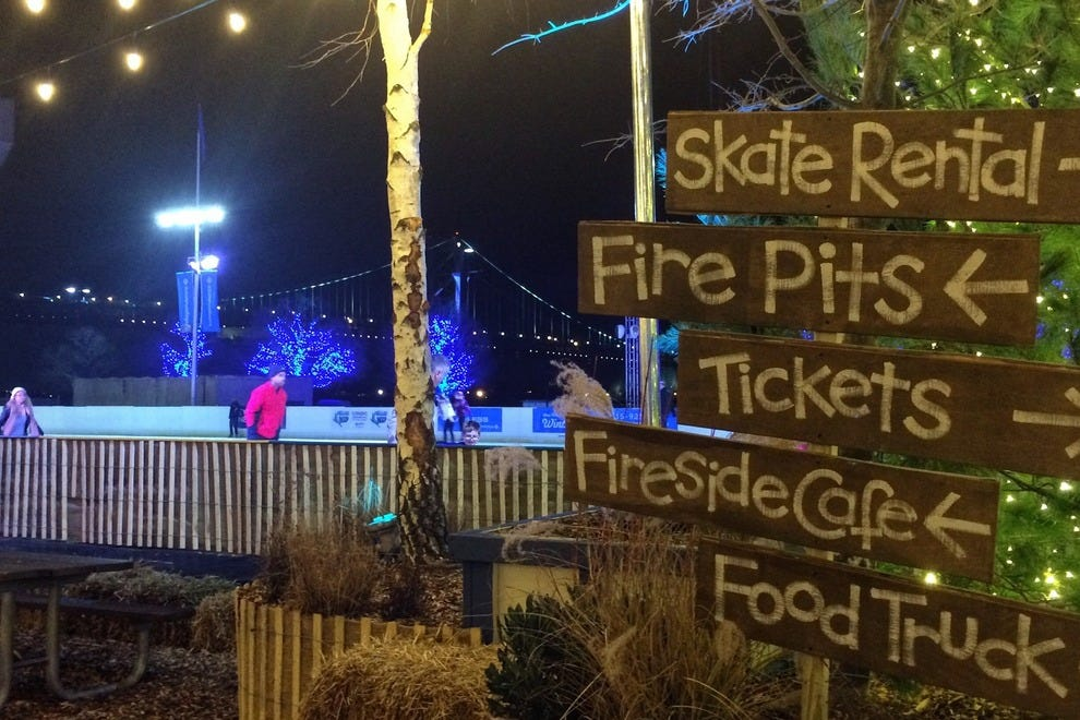 WinterFest turns into SummerFest at the RiverRink, with a host of outdoor offerings for the whole clan