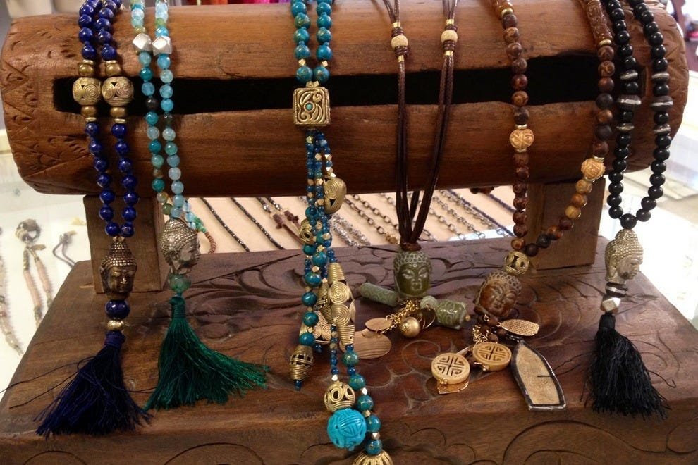 Hand-crafted jewelry designed to inspire at Metta