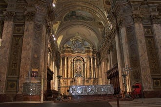 Discover the Beauty of the Buenos Aires Metropolitan Cathedral