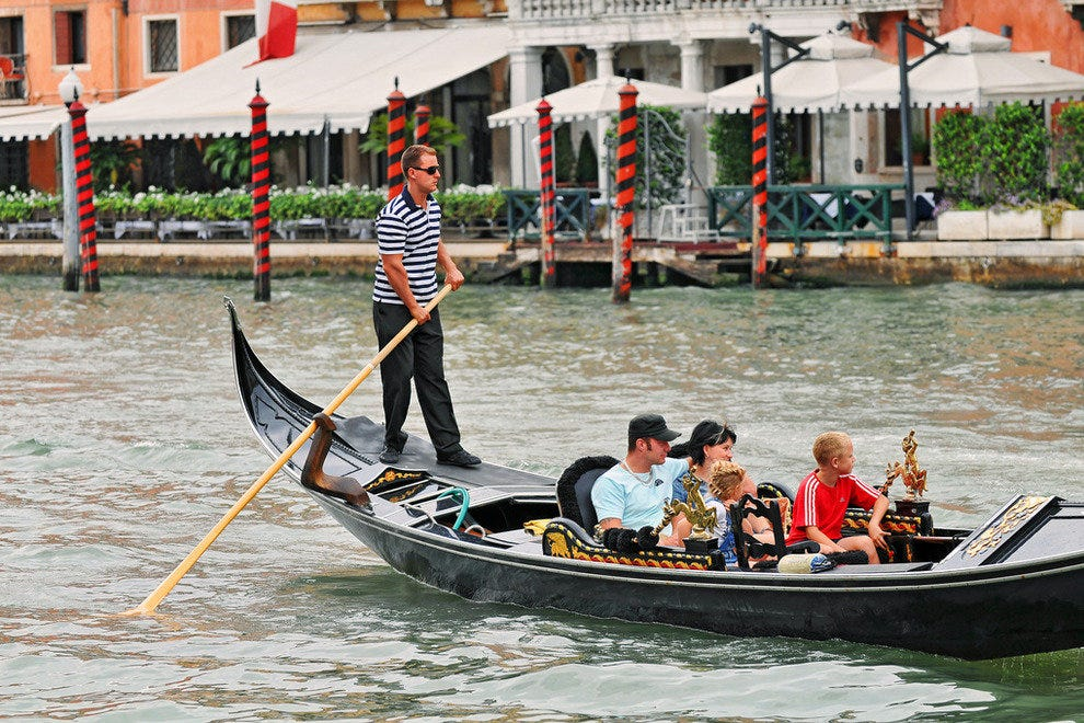 Gondolas Turisticas