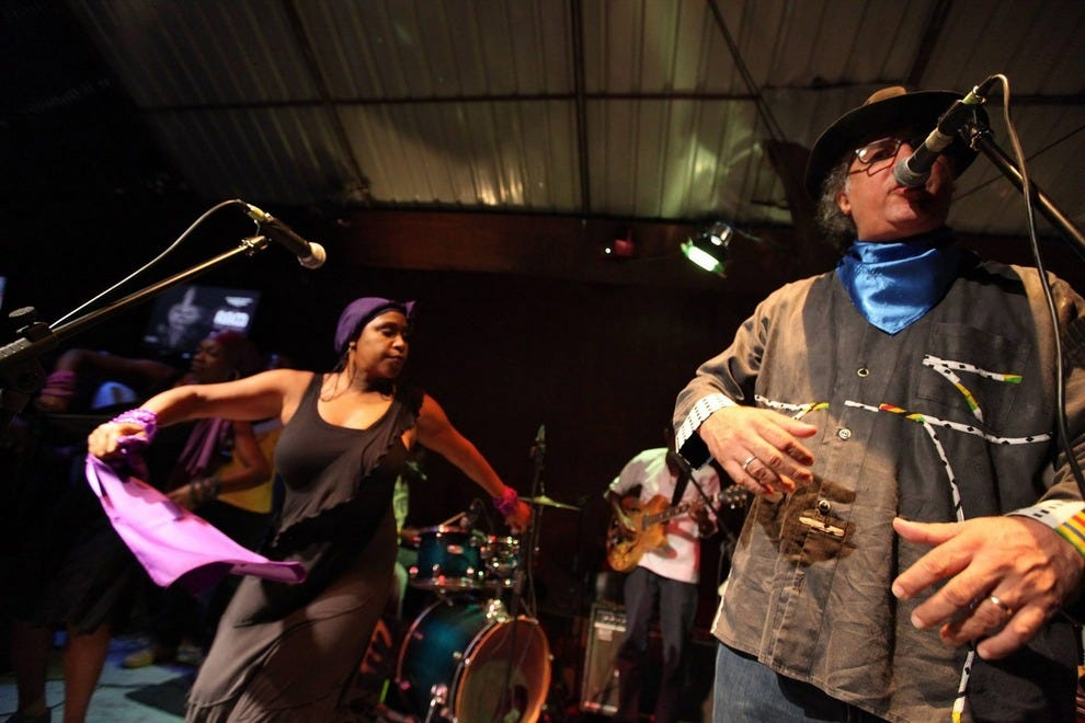 Musicians take center stage at Big Night in Little Haiti