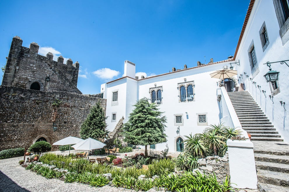 Medieval castle of Óbidos offers a peek into the past