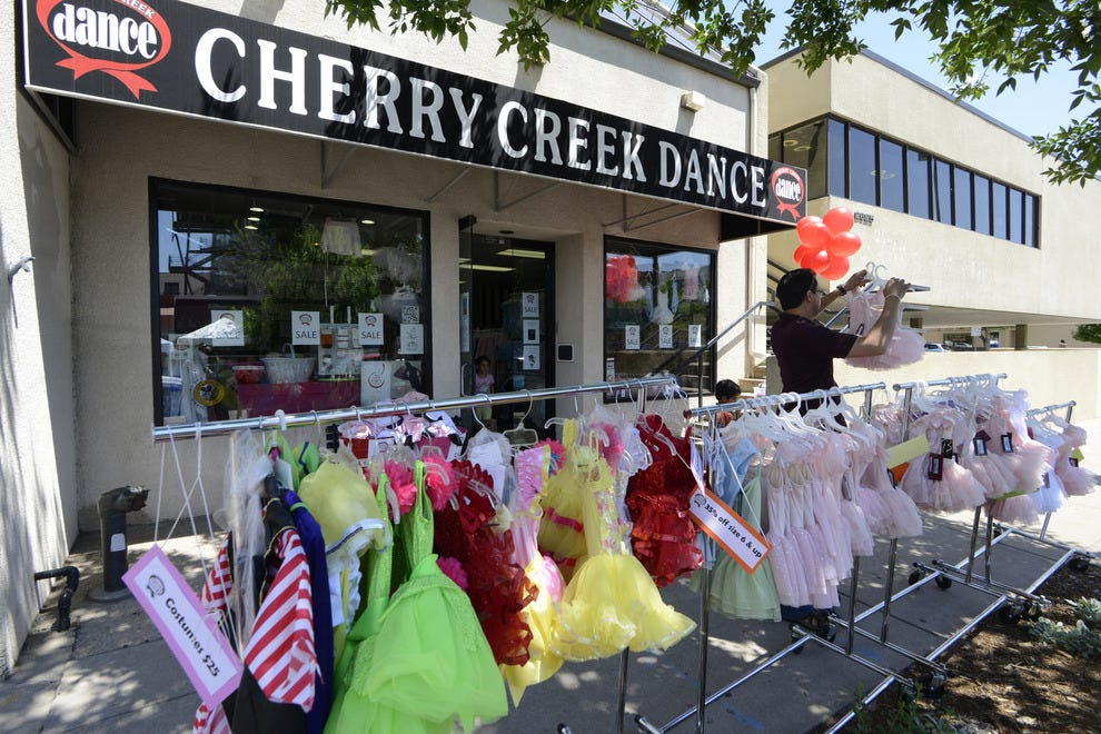 Cherry Creek Dance has apparel and accessories for dancers of all ages, as well as recital costumes