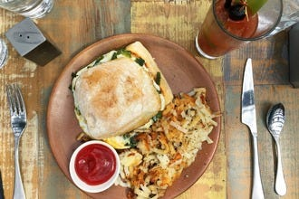 Dig into Brunch at Outpost at The Goodland