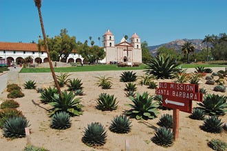 Old Mission: See Santa Barbara's 'Queen of the Missions'