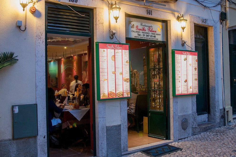 Take Out Restaurants In Lisbon