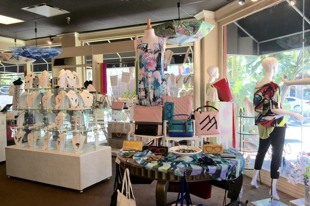 Uniquely Yours Boutique offers women's clothing, jewelry and accessories