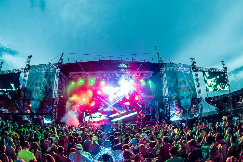 Imagine Music Festival 2014