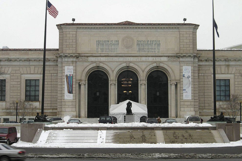 Detroit Institute of Arts