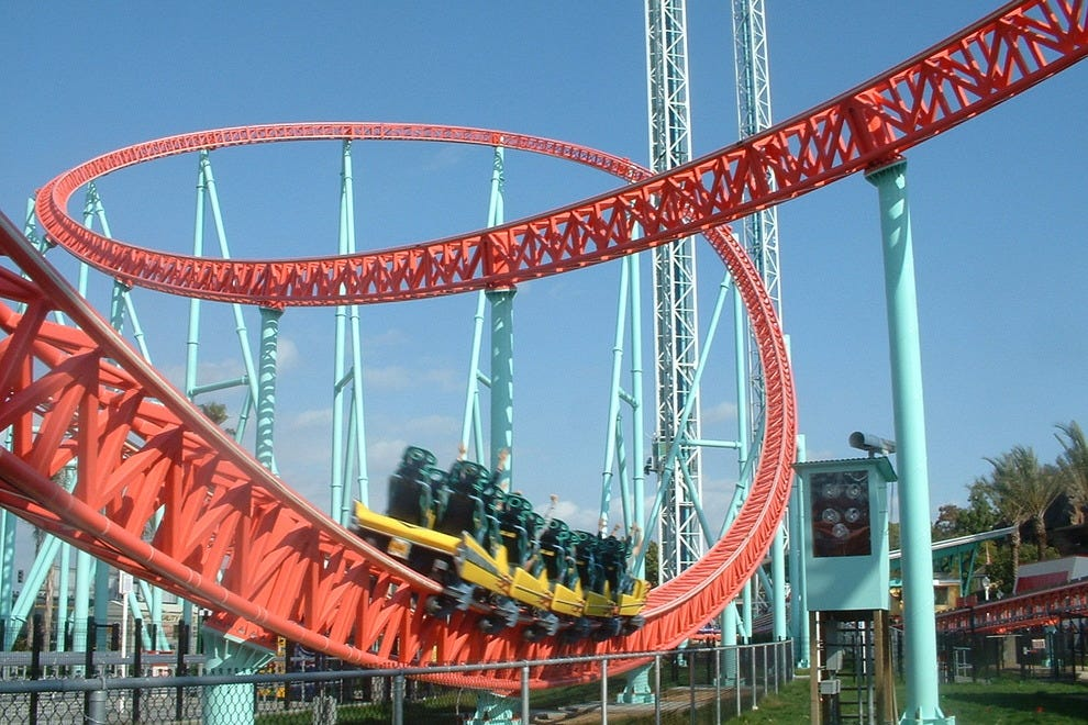 Orange County Attractions And Activities Attraction