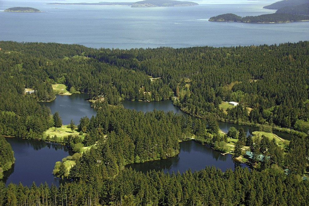 "The enchanting San Juan Islands should be on every visitor's ""must-see"" itinerary"