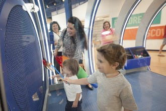 San Antonio's New Children's Museum Provides Hands-On Learning