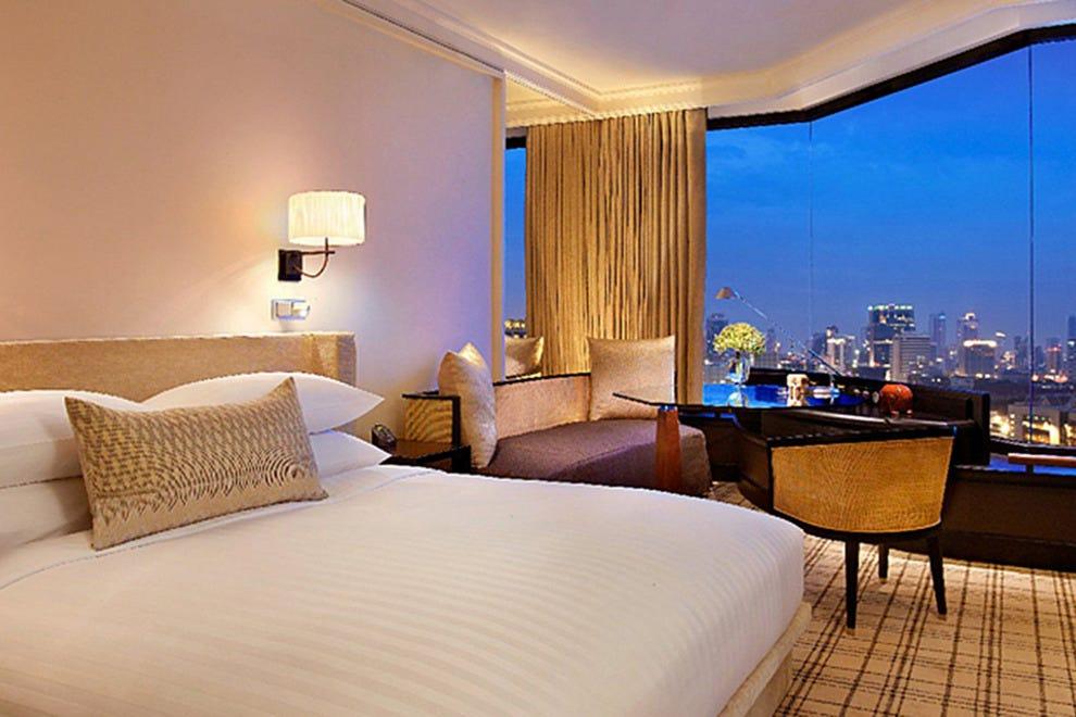 曼谷君悦酒店