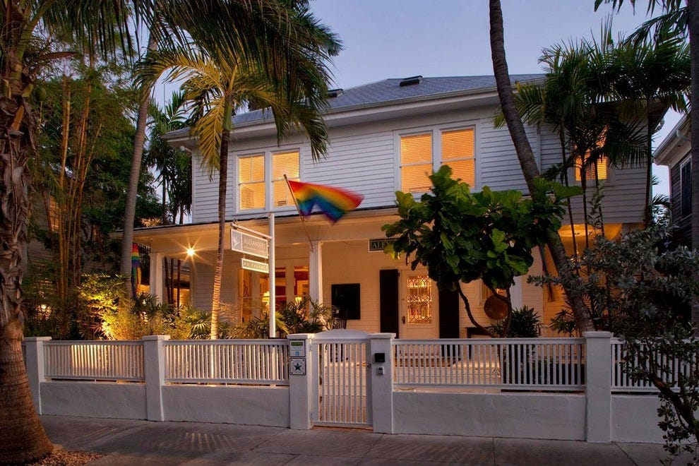 Key west bed and breakfast gay