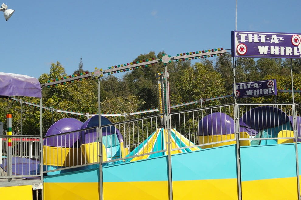 Midway rides are the newest feature at Greenwell's