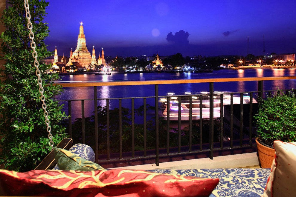 Bangkok Romantic Dining Restaurants 10best Restaurant Reviews