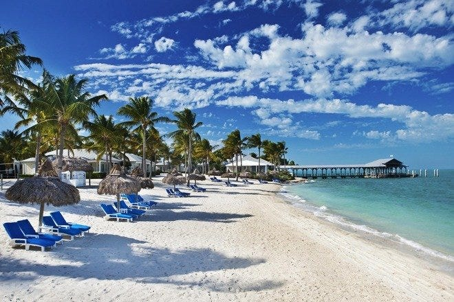 Attraction Slideshow Beaches In Key West