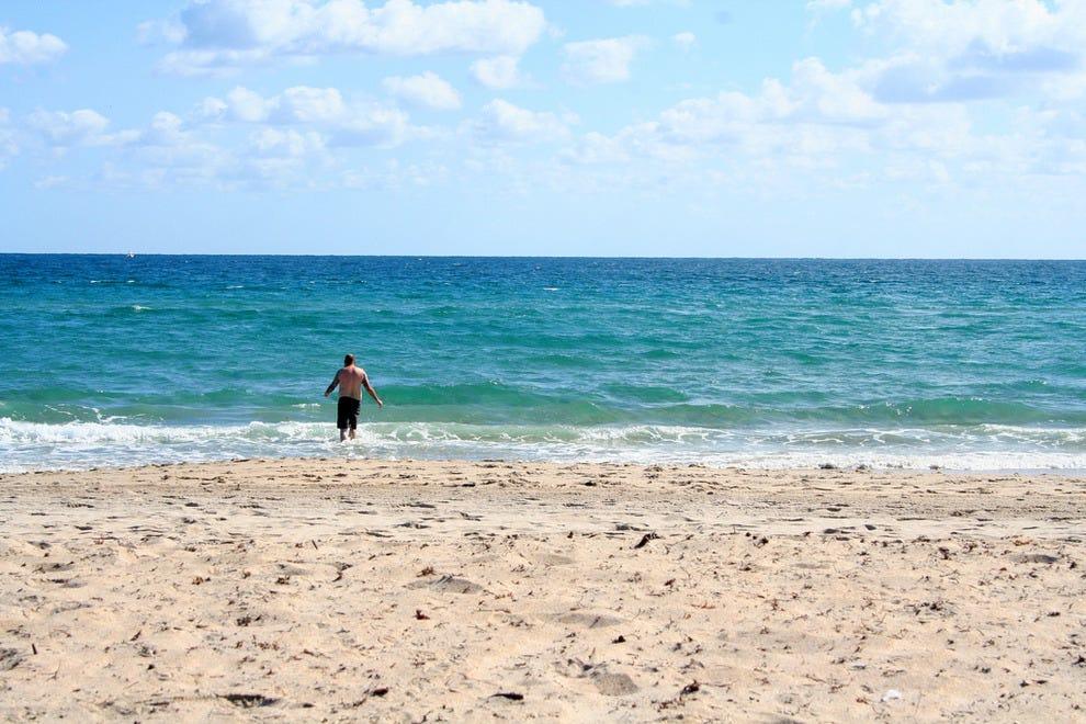 Delray Beach has plenty of open space