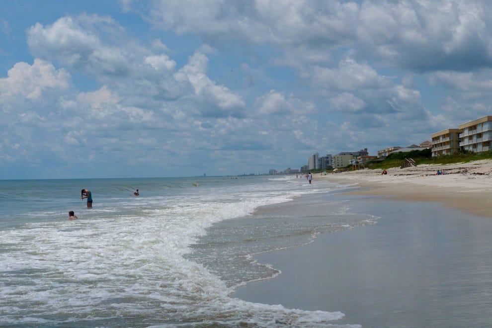 Satellite Beach is a surfing favorite