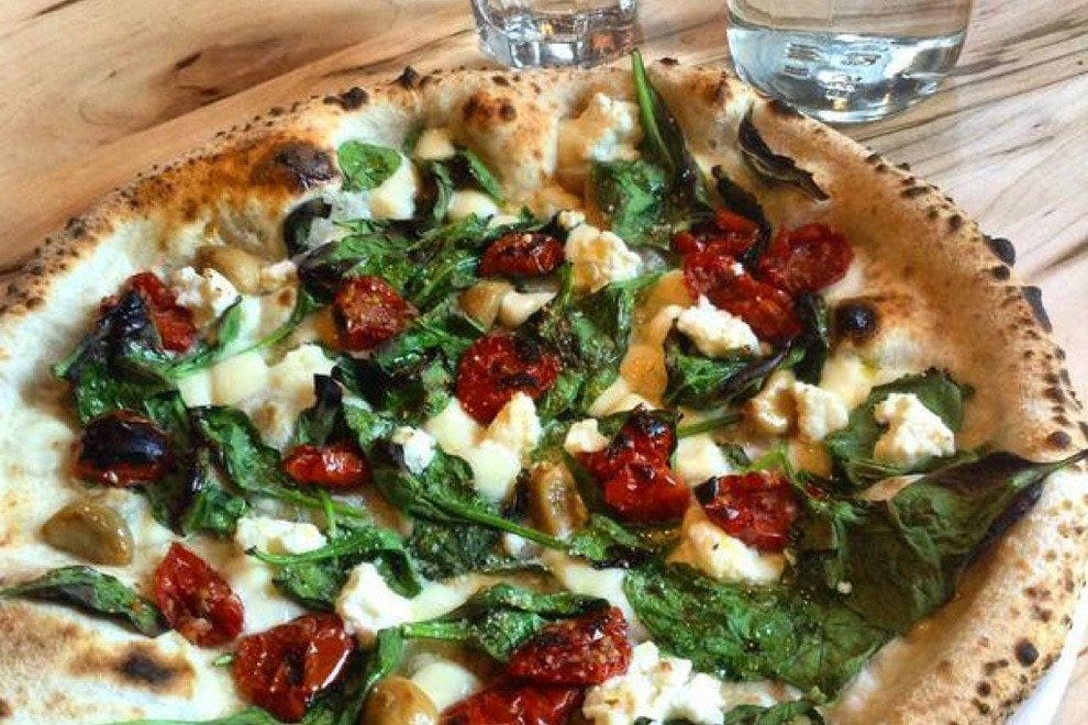 Pizzeria Libretto on University