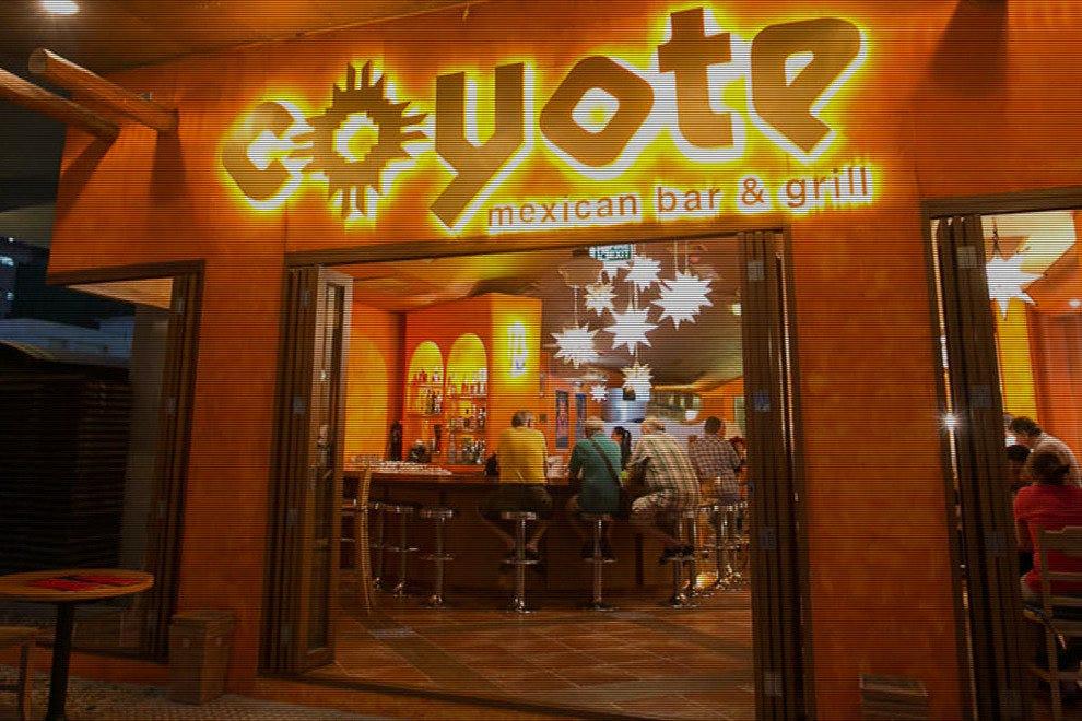墨西哥郊狼酒吧和烧烤