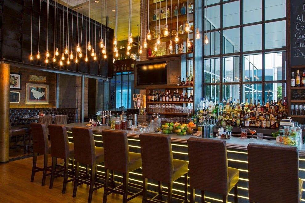 Thai Restaurant Near American Airlines Center Dallas