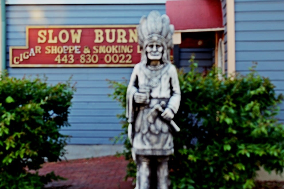 Slow Burns Cigar Shoppe & Smoking Lounge