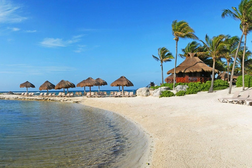 Catalonia Riviera Maya is located in the gated community of Puerto Aventuras