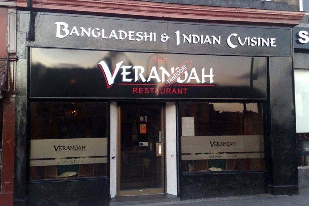 The Verandah Restaurant