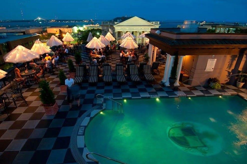 Hotel Slideshow Luxury Hotels In Charleston